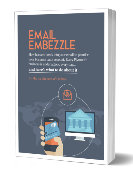 Email Embezzle 3d book